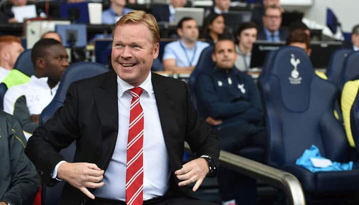 Ronald Koeman confident Saints can sustain Champions League charge