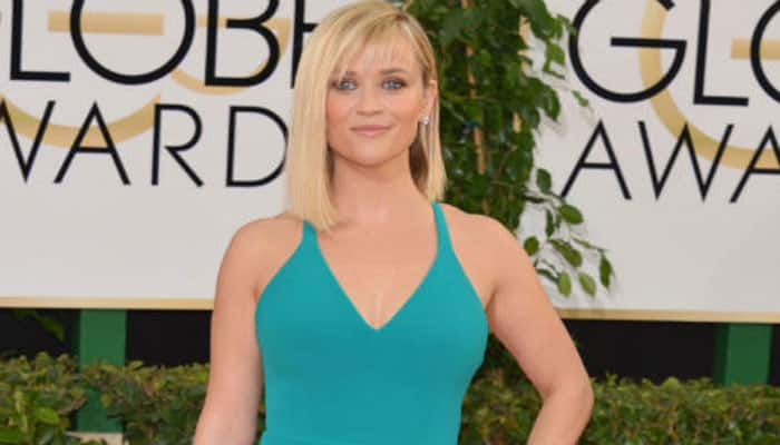 I am very lucky: Reese Witherspoon