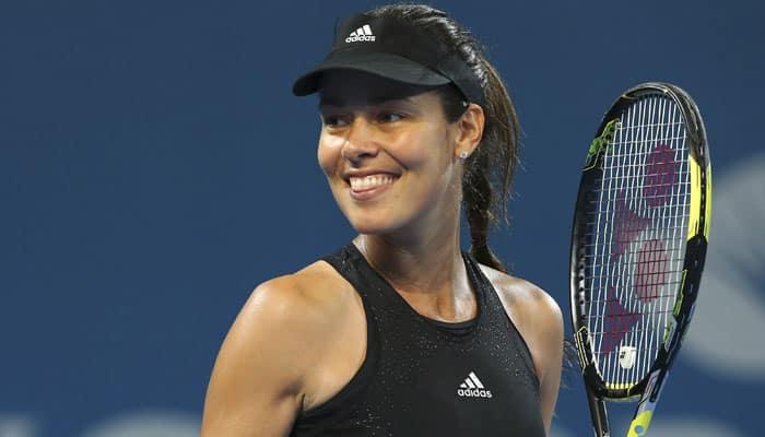 Confident Ana Ivanovic ready to fulfil potential