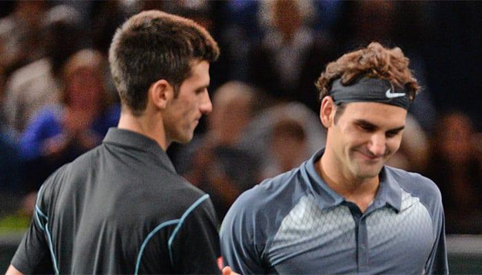 Novak Djokovic, Roger Federer vie for five Aussie Open crowns
