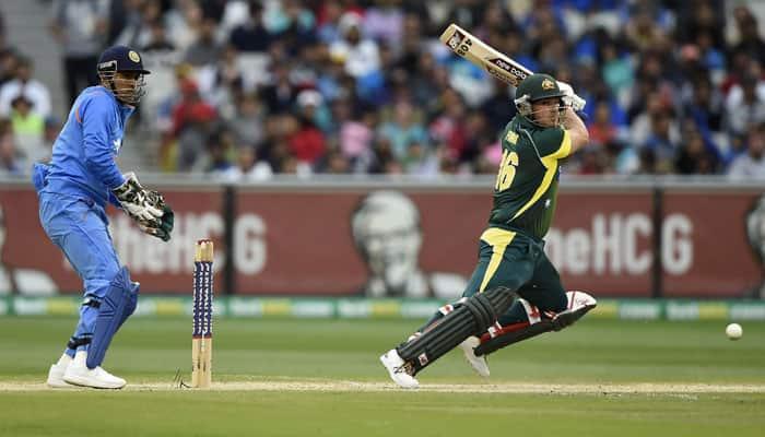 Tri-series, 2nd ODI: Australia vs India - As it happened...