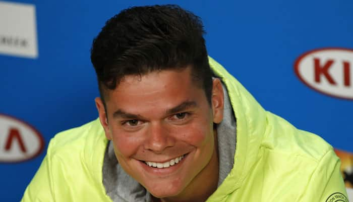 Raonic, Bouchard carry hopes of Great White North