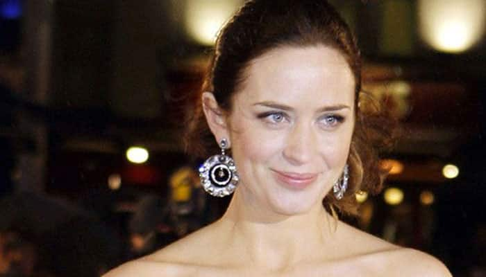 Emily Blunt to play villain in 'The Huntsman'?