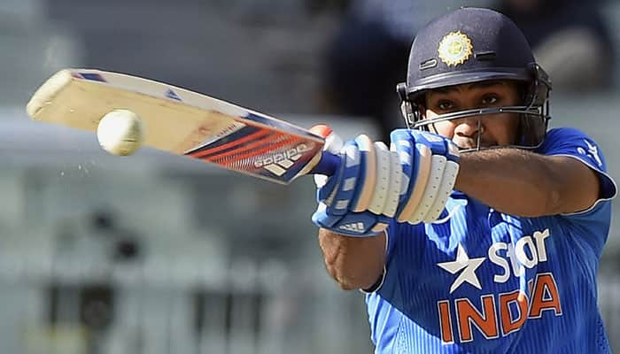 ODI Tri-series: Rohit Sharma's ton goes in vain as Australia beat India in second match
