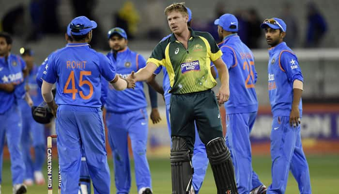 ODI tri-series: Australia vs India -  Statistical highlights