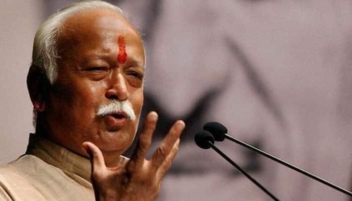 RSS chief invokes Tagore, appeals for 'Hindu rashtra'