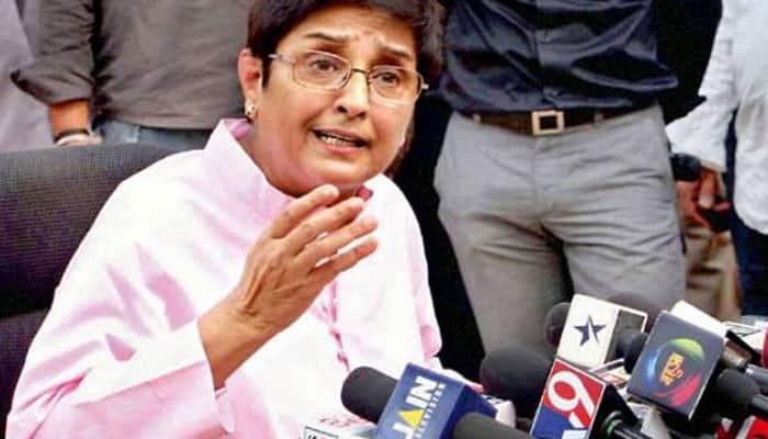 Delhi polls: BJP declares Kiran Bedi as CM candidate, to contest from Krishna Nagar