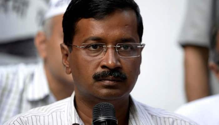 Congress files complaint with EC against Kejriwal over 'bribe' remark