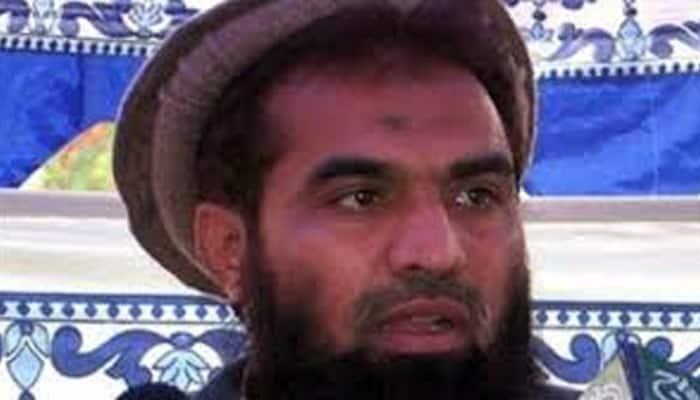 Pakistan extends 26/11 plotter Zaki-ur-Rehman Lakhvi's detention by a month