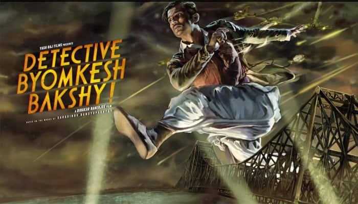 Two new films on popular sleuth Byomkesh Bakshi