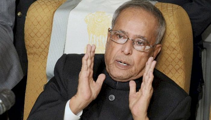 Find workable solution on law-making: President sends firm message to govt, Opposition