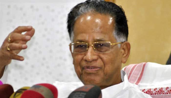 All members of Assam Chief Minister Tarun Gogoi's ministry resign