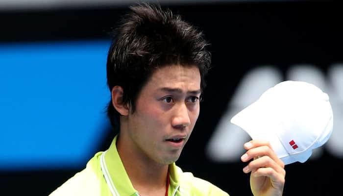 Kei Nishikori begins quest for Grand Slam glory