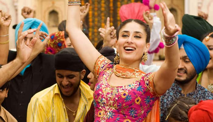 A Punjabi-speaking Kareena Kapoor Khan?