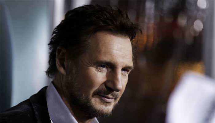 Liam Neeson won't play 'typical' superhero in movies