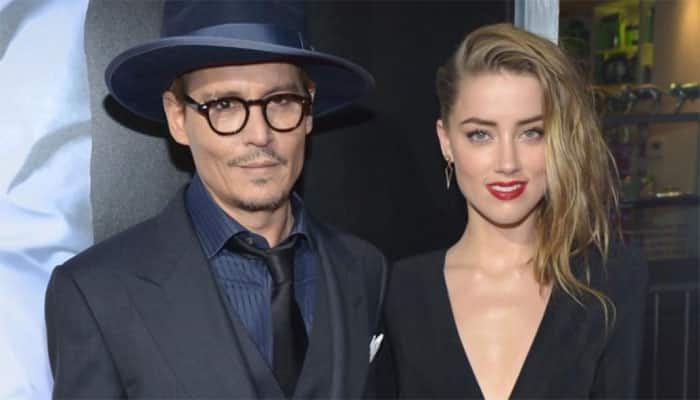 Johnny Depp, Amber Heard attend 'Mortdecai' London premiere