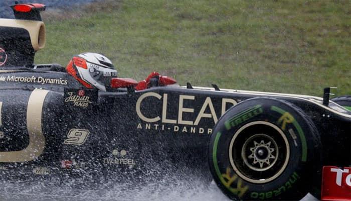 Lotus name GP2 Series winner Jolyon Palmer as third driver