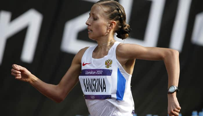 Three Russian Olympic champions banned for doping offences