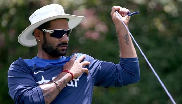 Tri-series: Shikhar Dhawan's poor form continues