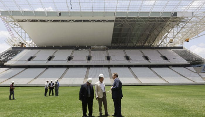 Brazil needs time to benefit from World Cup stadiums: FIFA