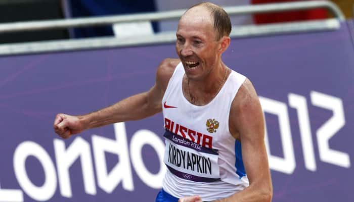 Three Russian Olympic walking champions get doping bans