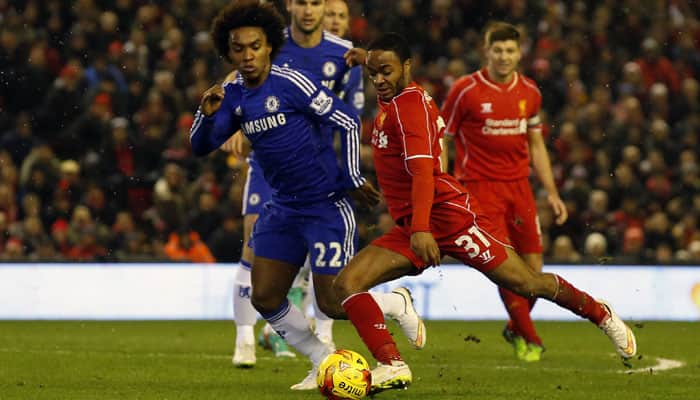 Raheem Sterling slalom checks Chelsea in League Cup