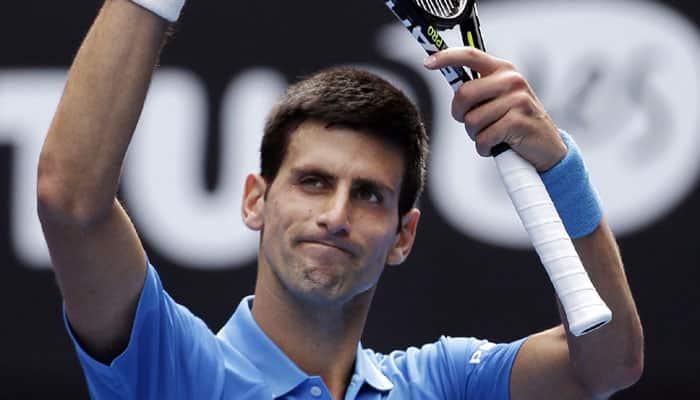 Novak Djokovic energised by fatherhood in a major way