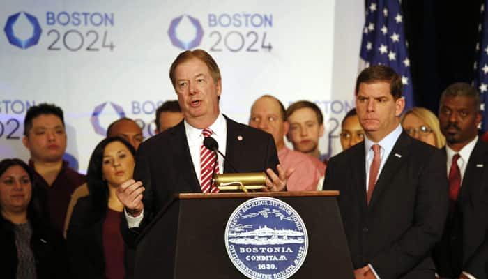 Bostonians want a vote on city's bid to host 2024 Olympics
