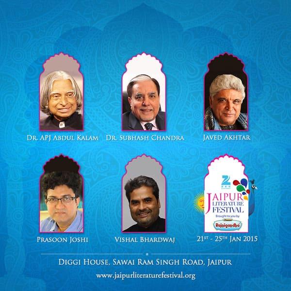 Zee Jaipur Literature Festival 2015 -twitter