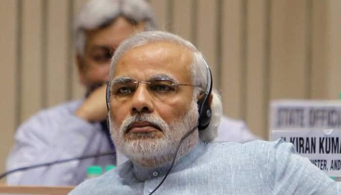 PM Modi calls for strategies to halt left-wing extremism