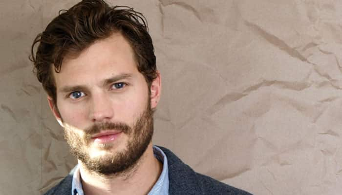 Jamie Dornan praises his supportive wife