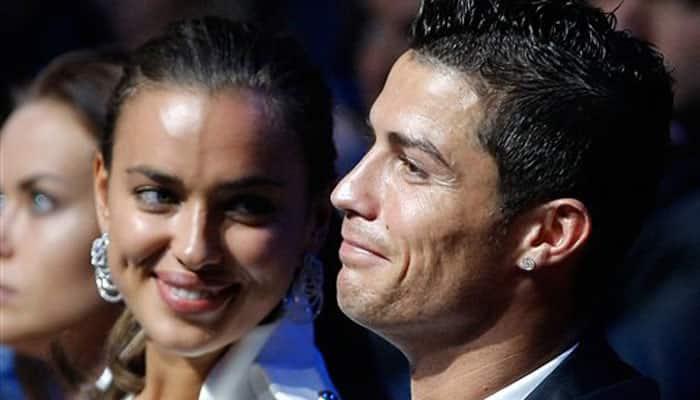 Cristiano Ronaldo confirms break-up with model Irina Shayk