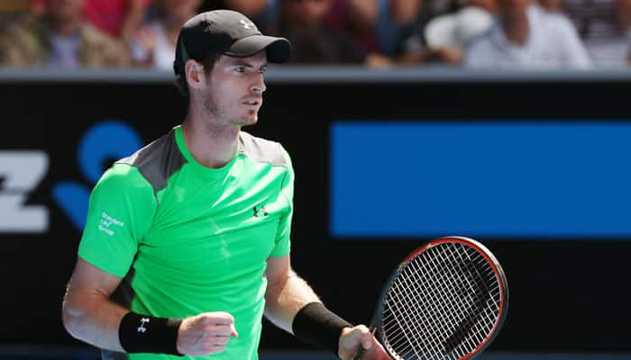 Payback for Andy Murray at Aussie Open
