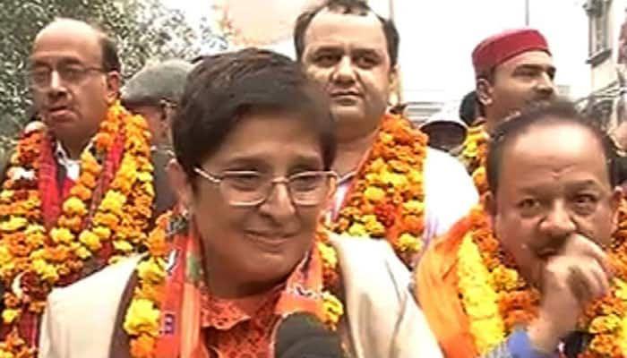 Kejriwal, Bedi, Maken file nominations for Delhi polls: As it happened on Wednesday