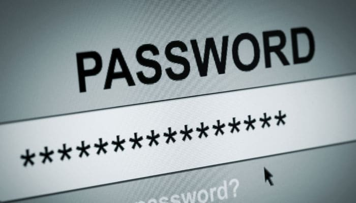 List of 2014's 'worst passwords' revealed