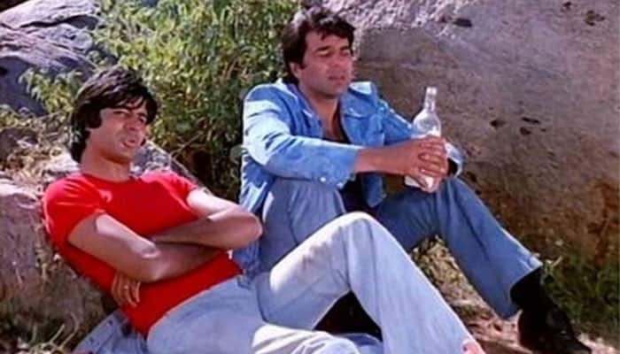 Jai, Veeru get animated