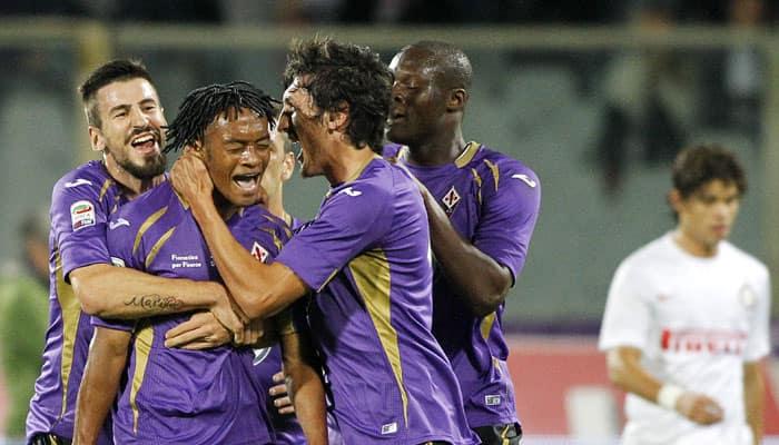 Chelsea eye Juan Cuadrado but Fiorentina keep price at 35m