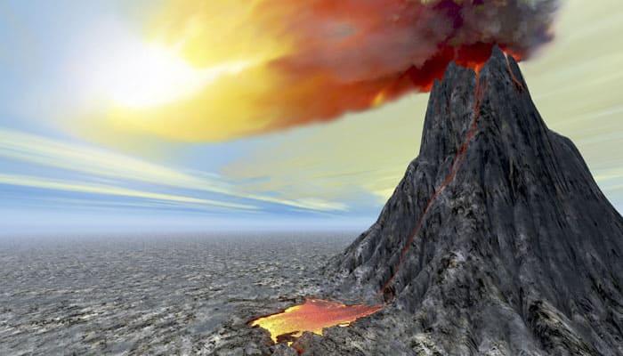 Volcanic eruption creates new island in Tonga