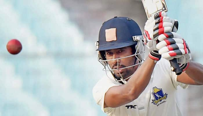 Ranji Trophy: Bengal crawl to 141/4 on curtailed opening day against UP