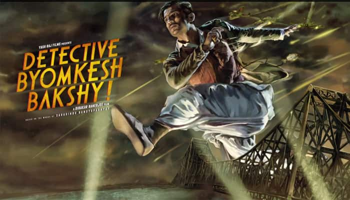 Have worked very hard on 'Detective Byomkesh Bakshy': Sushant