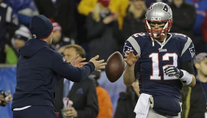 New England Patriots used under-inflated US footballs