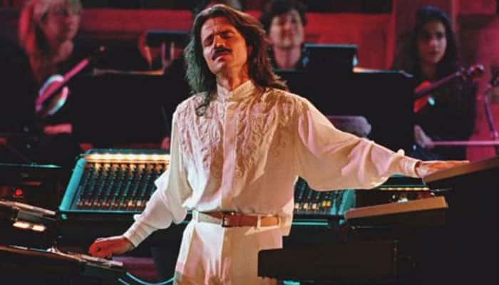 Musical messiah Yanni to enthral audience at Vadfest