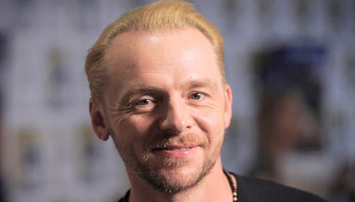 Simon Pegg to co-write 'Star Trek 3'