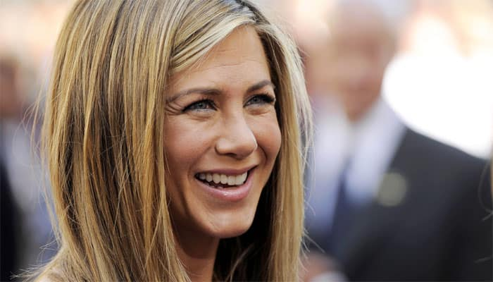 I struggled with dyslexia: Jennifer Aniston