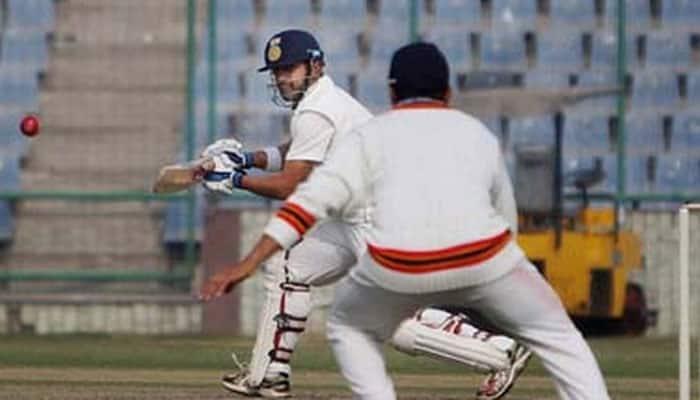 Ranji Trophy: Gambhir, Sehwag take Delhi to 240-4 on day 2 against Maharashtra