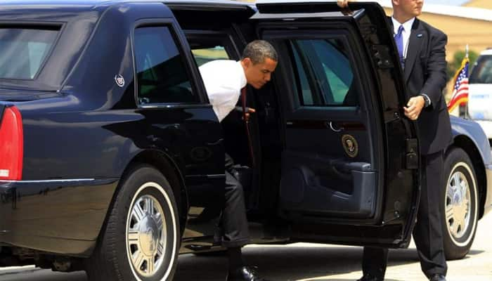 Obama to travel to Republic Day parade in his official vehicle