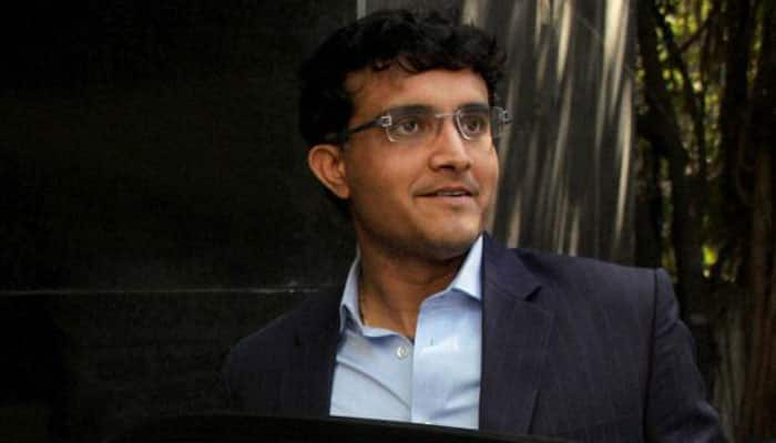 Wait, you will find out everything: Sourav Ganguly to media on joining BJP