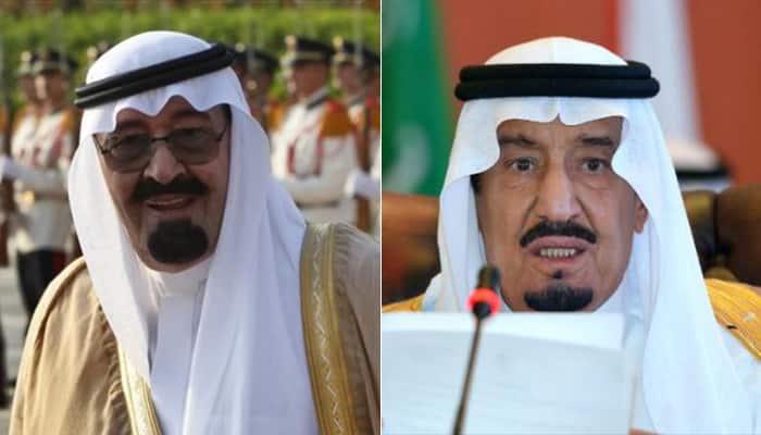 Saudi Arabia King Abdullah bin Abdulaziz dies, new ruler is Salman
