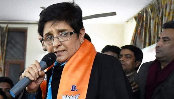 Kiran Bedi wants to thank Shanti Bhushan for praising her