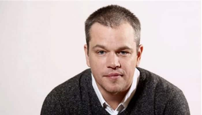 Matt Damon leads clean water 'buy a lady a drink' campaign at 2015 Sundance Film Festival